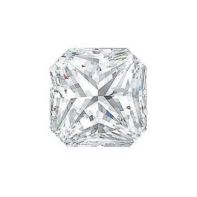 0.58CT. RADIANT CUT DIAMOND H VS1 0.58CT. RADIANT CUT DIAMOND H VS1