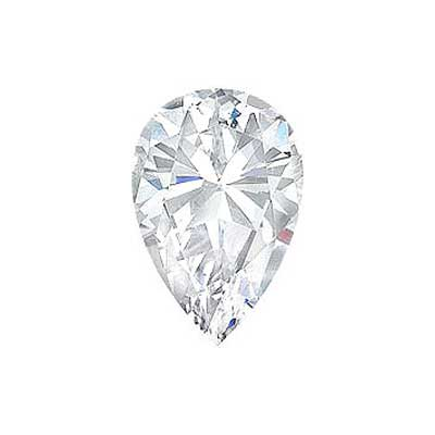 0.84CT. PEAR CUT DIAMOND I SI2