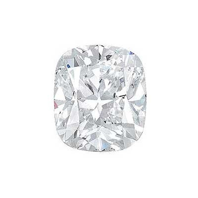 1.13CT. CUSHION CUT DIAMOND G VS2