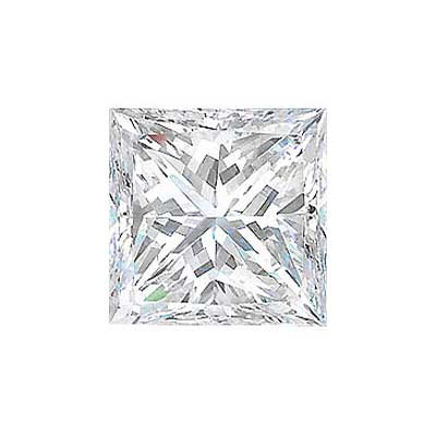 1.15CT. PRINCESS CUT DIAMOND F VS2