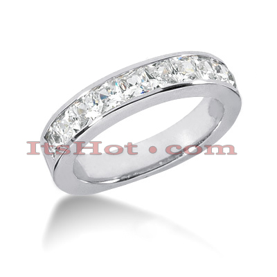 14K Gold Diamond Handmade Designer Engagement Ring Band 0.84ct Main Image