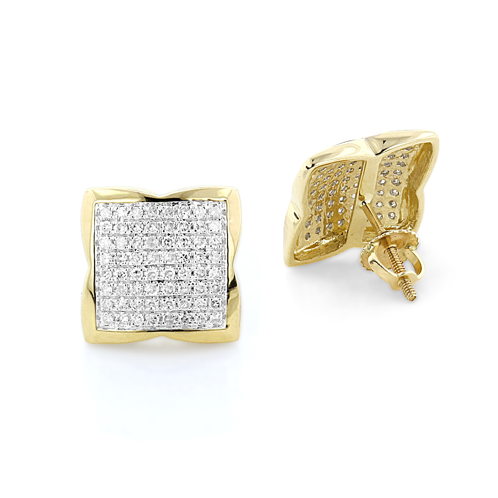 14K Gold Diamond Stud Earrings 0.73ct 14k-gold-diamond-stud-earrings-073ct_1