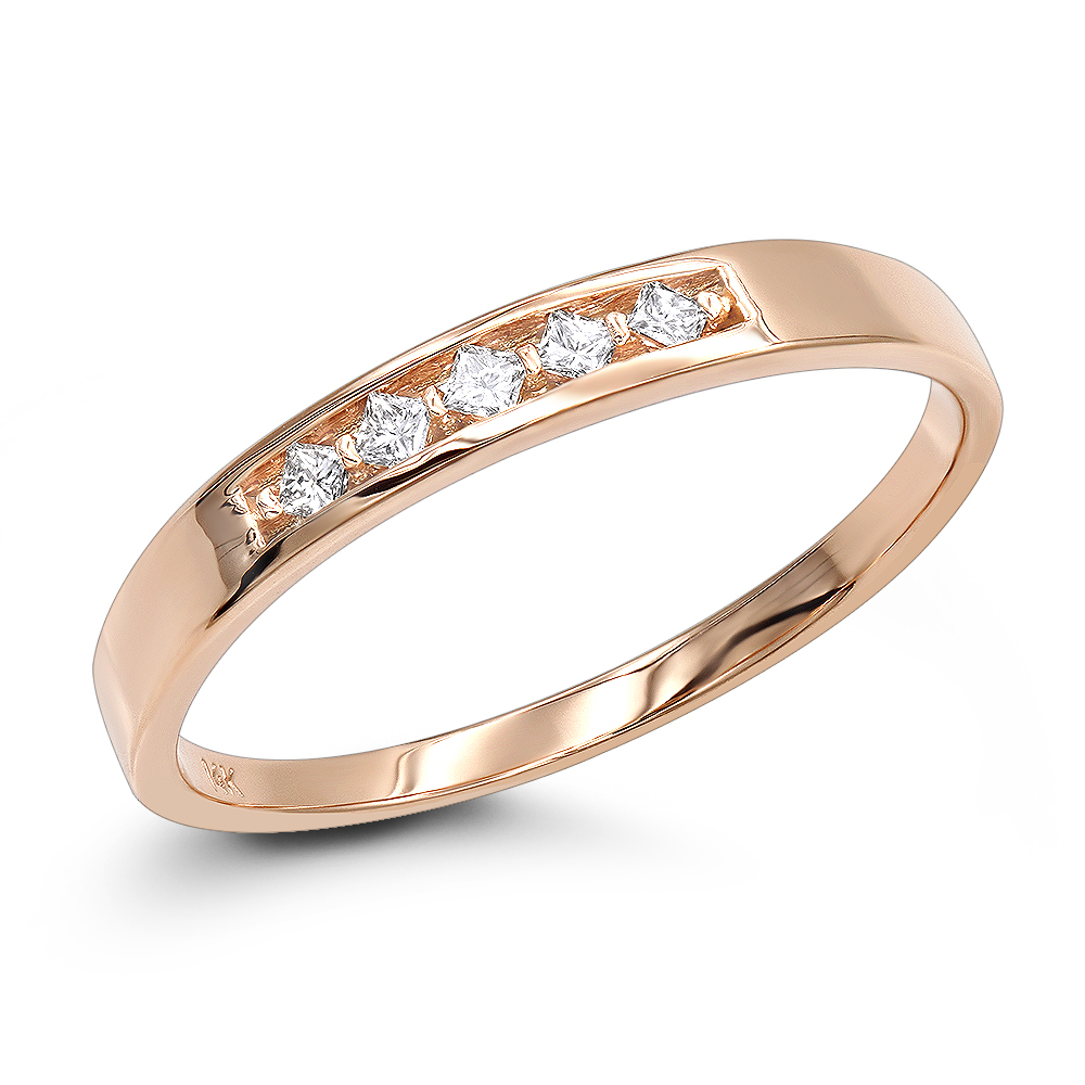 diamond band mens gold comfort eternity white com jewellery dp amazon wedding rings ring