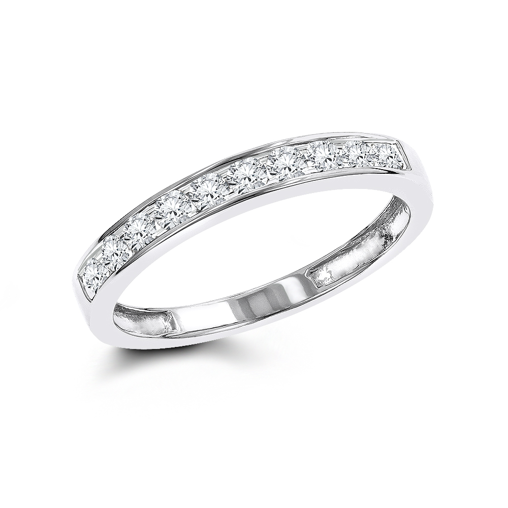 zoom il rose simple elegant wedding diamond band listing ring thin bands diamonds with gold fullxfull