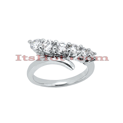 14K Gold Women's Diamond Ring 0.50ct Main Image