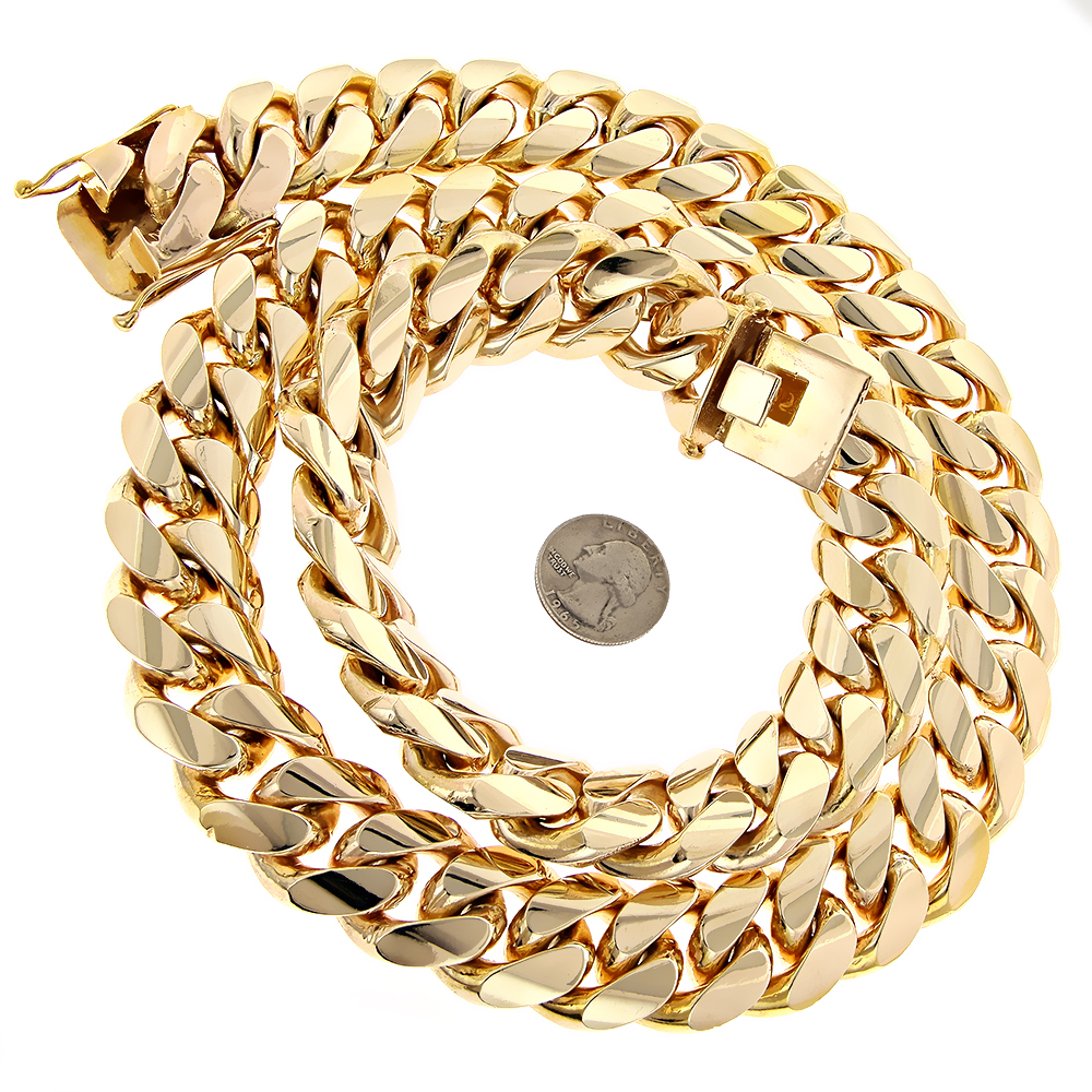 1.5 Kilo Miami Cuban Link Chain 14K Solid Gold Necklace for Men 15-kilo-miami-cuban-link-chain-14k-solid-gold-necklace_1