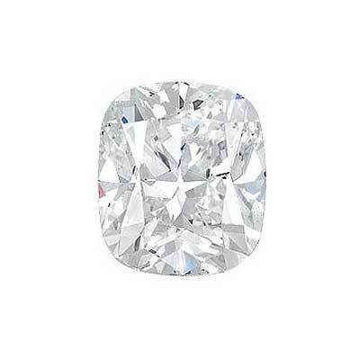 1.72CT. CUSHION CUT DIAMOND J VVS2