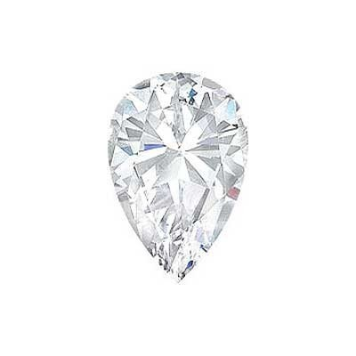 2CT. PEAR CUT DIAMOND H SI2