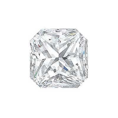 2CT. RADIANT CUT DIAMOND I SI1