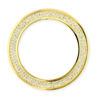 3 Row Diamond Watch Bezel for Joe Rodeo Junior Yellow Gold Plated 2.25ct 3-row-diamond-watch-bezel-for-joe-rodeo-junior-yellow-gold-plated-225ct_1