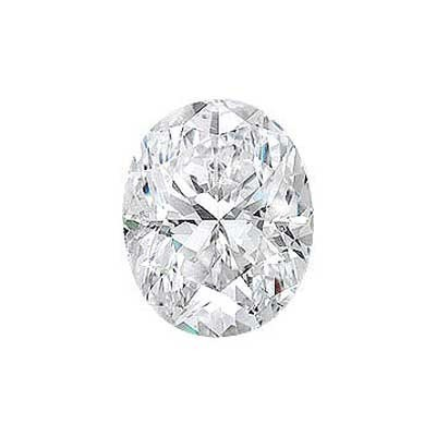 3.06CT. OVAL CUT DIAMOND G SI2