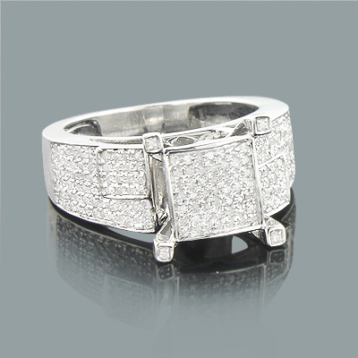 Affordable Diamond Engagement Ring 0.68ct 10K Gold affordable-diamond-engagement-ring-068ct-10k-gold_1