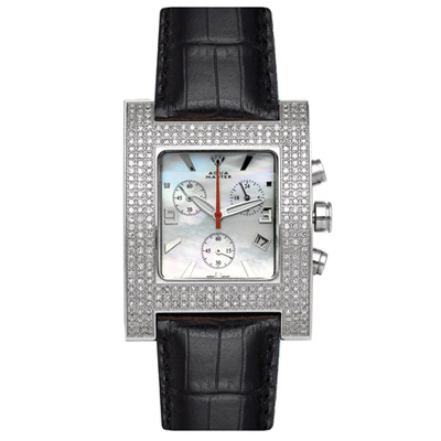 Aqua Master Watches Designer Diamond Ladies Watch 2.75 Aqua Master Watches Designer Diamond Ladies Watch 2.75