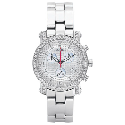 Aqua Master Watches Ladies Diamond Watch 2.20ct White Aqua Master Watches Ladies Diamond Watch 2.20ct White