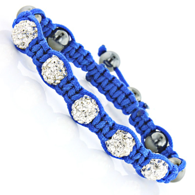 Baby Jewelry: Disco Ball Bracelet with Crystals 8 mm baby-jewelry-disco-ball-bracelet-with-crystals_1
