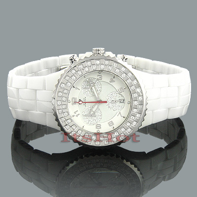 Ceramic Watches Aqua Master Diamond Watch 1.25c Unisex Ceramic Watches Aqua Master Diamond Watch 1.25c Unisex