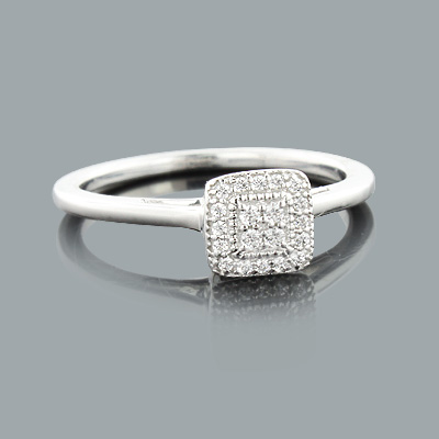 cheap diamond promise rings sterling silver ring. Black Bedroom Furniture Sets. Home Design Ideas