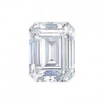 0.6CT. EMERALD CUT DIAMOND F VS2