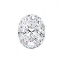 1.14CT. OVAL CUT DIAMOND G SI2