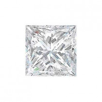 1.21CT. PRINCESS CUT DIAMOND H SI1