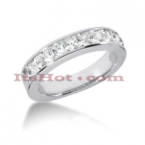 14K Gold Diamond Handmade Designer Engagement Ring Band 0.84ct
