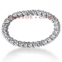 14K Gold Women's Diamond Pendant 0.84ct