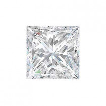 2.26CT. PRINCESS CUT DIAMOND J SI1