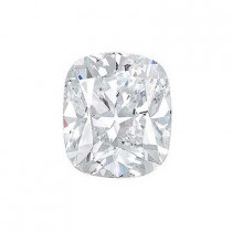 3.01CT. CUSHION CUT DIAMOND D SI2