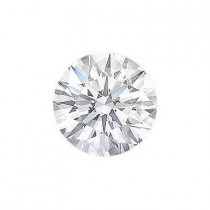 3.11CT. ROUND CUT DIAMOND H SI2