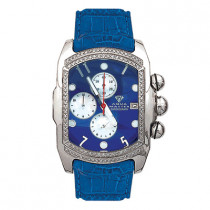 Aqua Master Diamond Watches Mens Bubble Watch 1.25ct