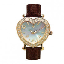 Aqua Master Watches Diamond Heart Shaped Watch 1.25ct