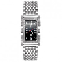 Aqua Master Watches Diamond Ladies Watch 2.75ct Flex