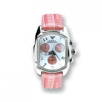 Aqua Master Watches Ladies Bubble Diamond Watch 0.30ct