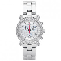 Aqua Master Watches Ladies Diamond Watch 2.20ct White