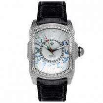 Aqua Master Watches Mens Diamond Watch Crazy Numbers