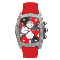 Aqua Master Watches Unisex Diamond Watch 2.50ct