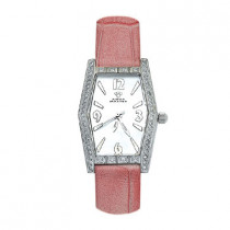 Aqua Master Watches Womens Pave Diamond Watch 0.70ct
