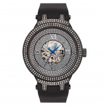 Automatic Mens Watches: Joe Rodeo Diamond Watch 2.20ct