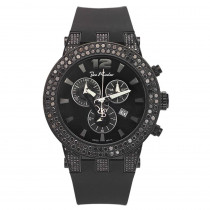 Black Diamond Watch by Joe Rodeo Broadway 6.50ct
