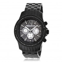 Black Diamond Watches by LUXURMAN 2.25ct