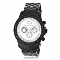 Black Diamond Watches: Luxurman Mens Watch 2.25ct