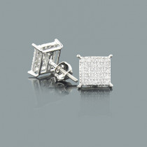 Buy Diamond Earrings for Less 0.2ct 10K Gold Studs