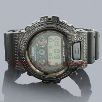 Casio Watches: Black CZ G-Shock Watch DW6900