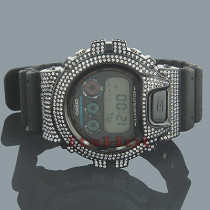 Casio Watches G-Shock CZ Crystal Watch DW6900 Black