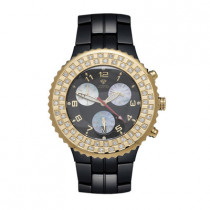 Ceramic Watches Aqua Master Diamond Watch 1.25ct Black