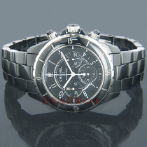 Chanel J12 Automatic Ceramic Chronograph Watch