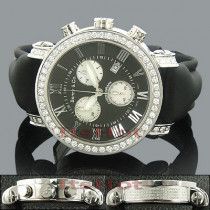 Diamond Benny and Company Watches Collection 4ct Black