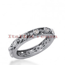 Diamond Platinum Eternity Ring 0.24ct