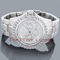 Ice Time Mens Diamond Watch 0.25ct