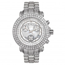 Iced Out Watches Joe Rodeo Ladies Diamond Watch 10ct